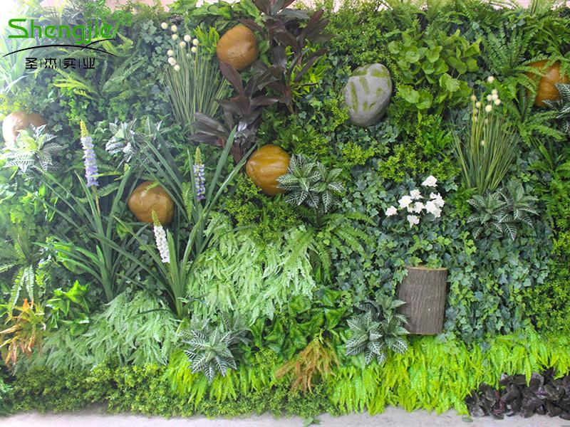 使用仿真植物仿真植物墙怎么样?